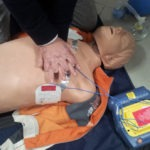 rianimazione cardiopolmonare nel corso BLSD