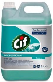 Gel detergente multisuperficie CIF 5 lt