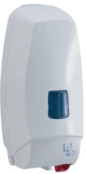 Dispenser adatto per sapone, gel disinfettante e altri liquidi