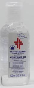 gel igienizzante mani 100 ml - Bosco di Rivalta