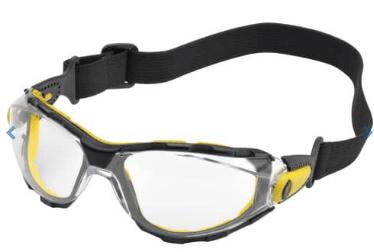 occhiali di protezione Delta Plus