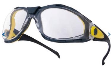 occhiali di protezione Delta Plus_