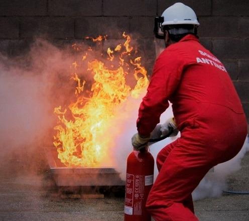Addetto antincendio e corsi obbligatori
